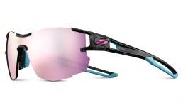 Julbo Aerolite Sunglasses - Grey Tortoise & Blue / Spectron 3 CF Pink