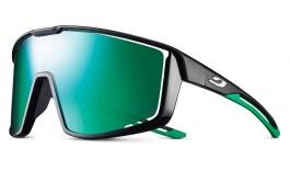 Julbo Fury Sunglasses - Black & Green / Spectron 3 CF Green