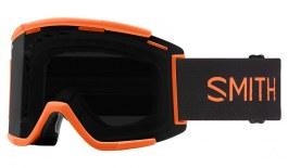 Smith Squad XL MTB Prescription Goggles - Cinder Haze / ChromaPop Sun Black + Clear