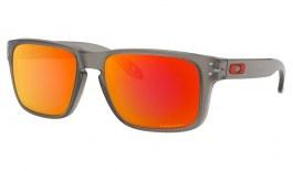 Oakley Holbrook XS Sunglasses - Matte Grey Ink / Prizm Ruby