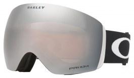 Oakley Flight Deck Ski Goggles - Matte Black / Prizm Black Iridium