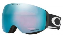Oakley Flight Deck XM Ski Goggles - Matte Black / Prizm Sapphire Iridium