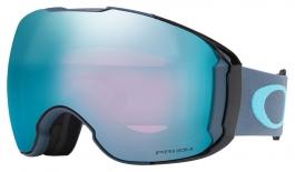Oakley Airbrake XL Ski Goggles - Iron Slate / Prizm Sapphire Iridium