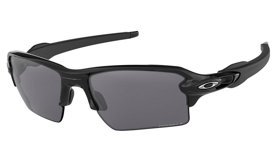 4fbd1b6b94c Oakley Flak 2.0 XL Sunglasses - Polished Black   Prizm Black Iridium ...