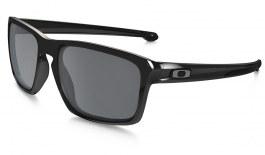 Oakley Sliver Sunglasses - Polished Black / Black Iridium