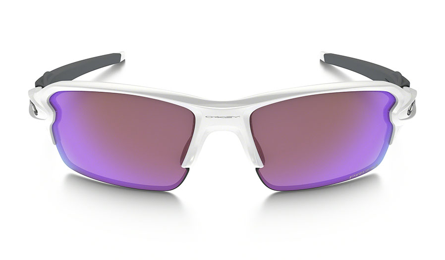 508875c8e0 Oakley Flak 2.0 Sunglasses - Polished White   Prizm Golf - RxSport