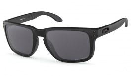 Oakley Holbrook XL Sunglasses - Matte Black / Prizm Black Polarised