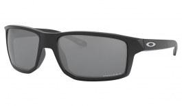 Oakley Gibston Sunglasses - Matte Black / Prizm Black
