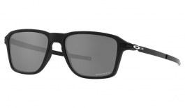 Oakley Wheel House Sunglasses - Satin Black / Prizm Black