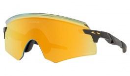 Oakley Encoder Sunglasses - Matte Carbon / Prizm 24K