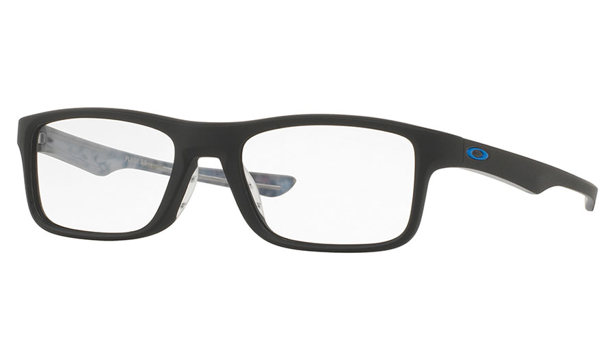 1099bceb59 Oakley Plank 2.0 - Satin Black - Oakley Prescription Lenses - RxSport
