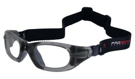 Progear Eyeguard Prescription Goggles - Transparent Grey