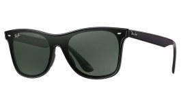 Ray-Ban RB4440N Blaze Wayfarer Sunglasses - Black / Green