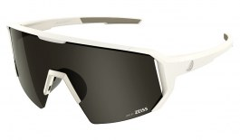 Melon Alleycat Sunglasses - Matte White