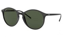 Ray-Ban RB4371 Sunglasses - Black / Green