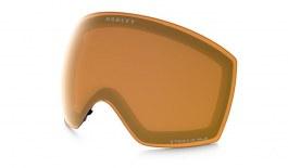 Oakley Flight Deck XM Ski Goggles Replacement Lens Kit - Prizm Persimmon