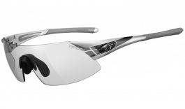 Tifosi Podium XC Sunglasses - Silver/Gunmetal / Light Night Fototec