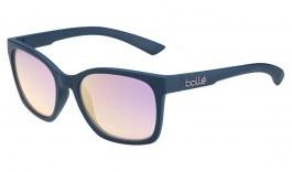 Bolle Ada Sunglasses - Matte Blue / TNS Gradient Pink