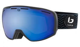 Bolle Laika Ski Goggles - Matte Black Waves / Phantom+ Polarised Photochromic