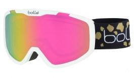 Bolle Rocket Plus Ski Goggles - Anna Veith Signature Series / Rose Gold