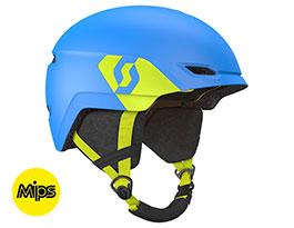 Scott Keeper 2 Plus MIPS Junior Ski Helmet - Racer Blue