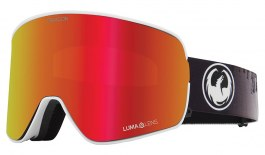 Dragon NFX2 Ski Goggles - The Calm / Lumalens Red Ion + Lumalens Rose