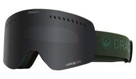 Dragon NFXS Ski Goggles - Foliage / Lumalens Dark Smoke + Lumalens Amber