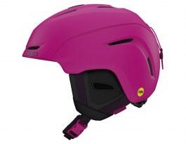 Giro Avera MIPS Ski Helmet - Matte Pink Street & Urchin