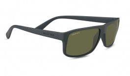 Serengeti Claudio Sunglasses - Sanded Dark Grey / 555nm Polarised Photochromic