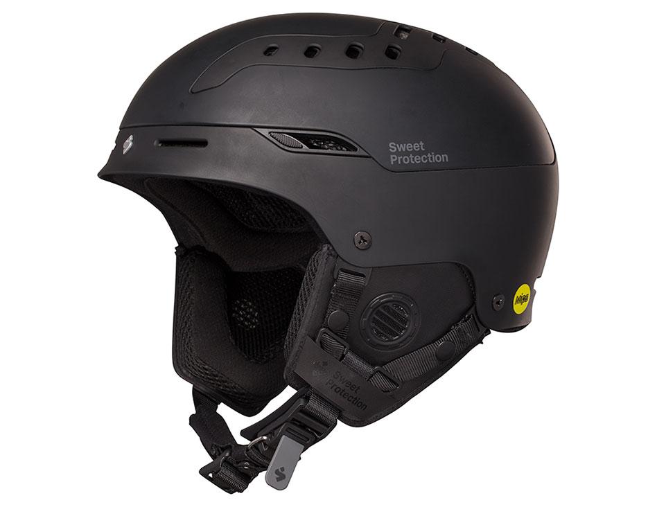 Sweet Switcher MIPS Ski Helmet - Dirt Black