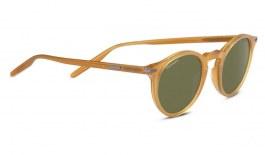 Serengeti Raffaele Sunglasses - Shiny Honey / 555nm Polarised Photochromic