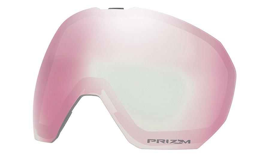 Oakley Flight Path XL Ski Goggles Replacement Lens Kit - Prizm HI Pink Iridium