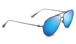 Maui Jim Shallows Sunglasses - Dove Grey / Blue Hawaii Polarised