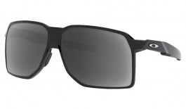 Oakley Portal Prescription Sunglasses - Polished Black