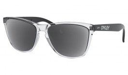 Oakley Frogskins 35th Anniversary Prescription Sunglasses - Polished Clear