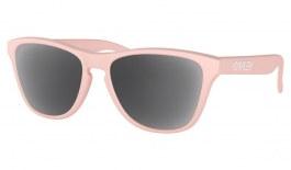 Oakley Frogskins XS Prescription Sunglasses - Matte Pink