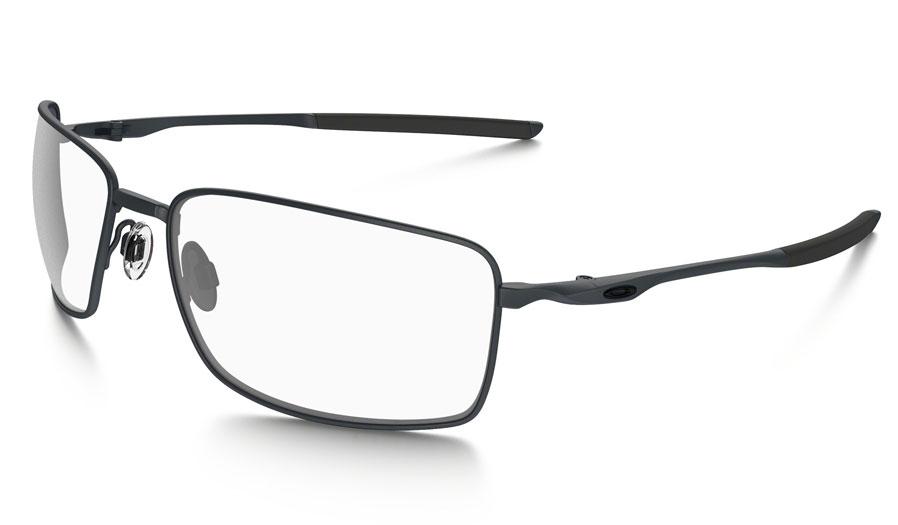 Oakley Square Wire Prescription Sunglasses - Carbon - RxSport