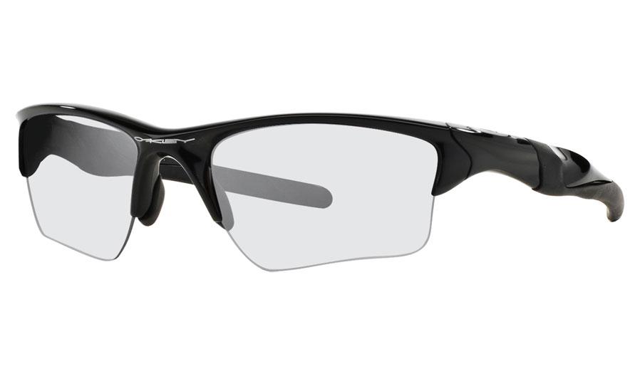 9cccbb3862 Oakley Half Jacket 2.0 XL Prescription Sunglasses. Colour  Polished Black  ...