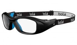 Bolle Swag Strap Prescription Goggles - Black & Electric Blue