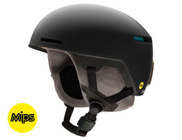 Smith Code MIPS Ski Helmet - Matte Black