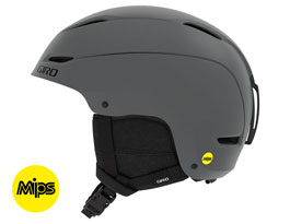 Giro Ratio MIPS Ski Helmet - Matte Titanium