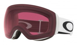 Oakley Flight Deck XM Ski Goggles - Matte White / Prizm Dark Grey