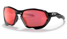 Oakley Plazma Sunglasses - Black Ink / Prizm Trail Torch
