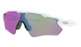 Oakley Radar EV Path Sunglasses - Polished White / Prizm Golf