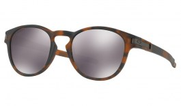 Oakley Latch Sunglasses - Matte Brown Tortoise / Prizm Black
