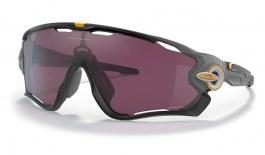 Oakley Jawbreaker Sunglasses - Black Grey Fade / Prizm Road Black