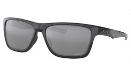 Oakley Holston Sunglasses - Midnight Collection Polished Black / Prizm Black Polarised