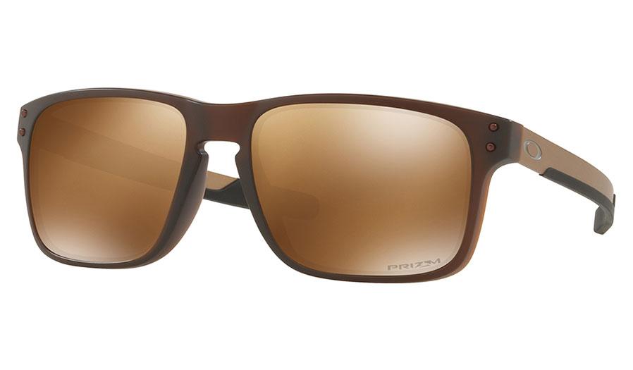 Oakley Holbrook Mix Sunglasses Matte Rootbeer Prizm
