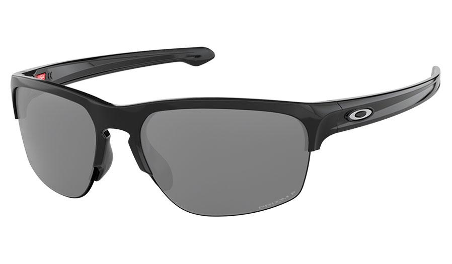 ab66a19fa08 Oakley Sliver Edge Sunglasses - Polished Black   Prizm Black ...