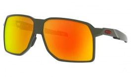 Oakley Portal Sunglasses - Moss / Prizm Ruby Polarised
